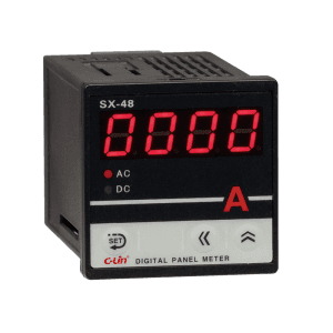 LED Digital Current Meter Napätie SX-48