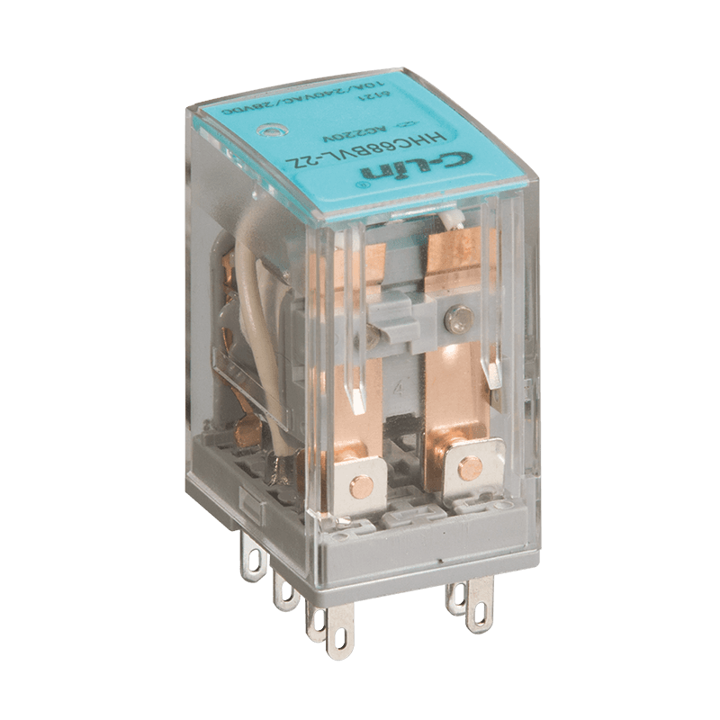 professional factory for	12vdc General Relay	- Electromagnetic Relay HHC68BVL-2Z 10A(HH52P,MY2) – C-lin