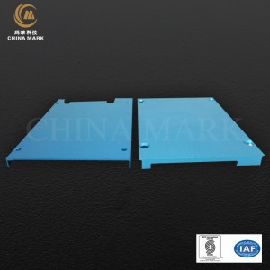 CNC aluminum extrusion machining,America hard disk case | CHINA MARK