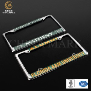 Metal logo plates,Nameplate for car | CHINA MARK