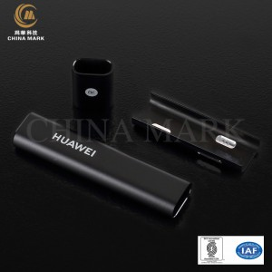 Custom extrusion aluminum,Huawei earphone case | CHINA MARK