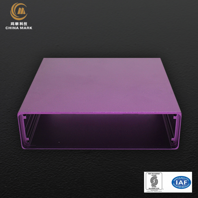 Manufacturer for Aluminum Extrusion Fabrication - Aluminum Extrusion Box,xiaomi Outer Case – Weihua