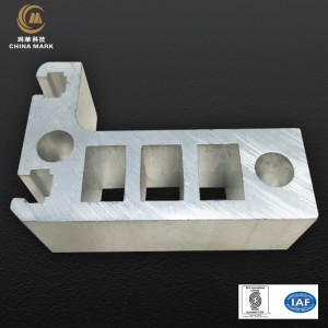 Industrial aluminum extrusion,New energy car structural parts | CHINA MARK