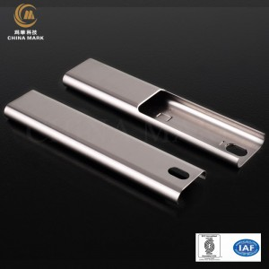 Precision Stamping,Alum Extrusion,Brushed | CHINA MARK