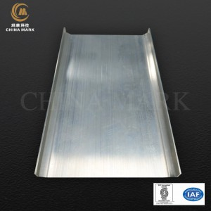 Miniature aluminum extrusion,HTC phone back cover | CHINA MARK