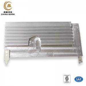 Aluminium Extrusion Heatsink |  CADAADADA CHINA