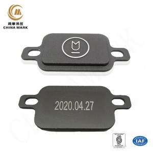 Anodized nameplate,electronic product logo | WEIHUA