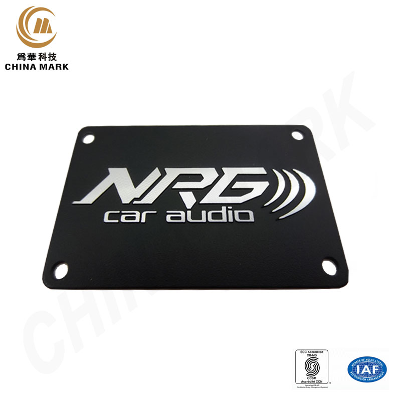 Metal name plate manufacturer, Stamping nameplate,diamond cutting disc | WEWIHUA Featured Image