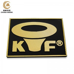 Custom metal nameplates,Suitable for custom speaker nameplate | WEIHUA