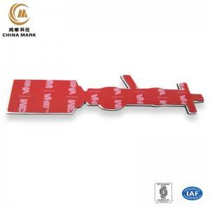 Diamond Cutting Nameplate,Equipment Nameplate | CHINA MARK
