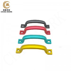 Quality metal stamping,Anodized sound hardware accessories