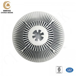 Cheap PriceList for Curved Aluminum Extrusion -