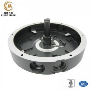 Aluminium extrusion suppliers, Radar fitting-base | WEIHUA