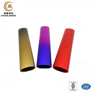 Aluminum extrusion manufacturers,Suitable for electronic cigarette shell | WEIHUA