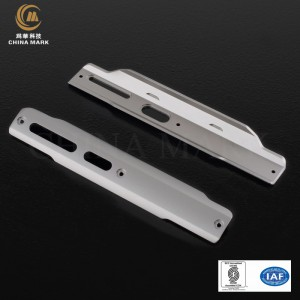 Bottom price Cnc Precision Milling - CNC Precision Machining,Alum Extrusion,Sandblasting Anodized | CHINA MARK – Weihua