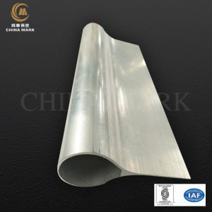 Aluminium extrusie CNC, Lenovo computerscharnier |  CHINA MARK