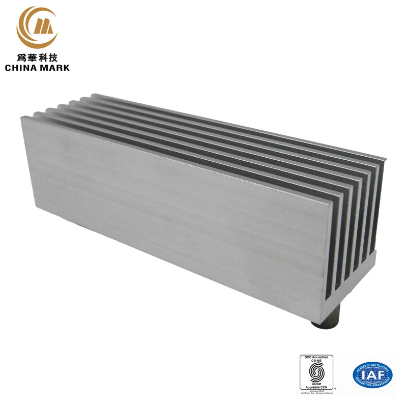 Aluminum extrusions supplier,Suitable for heatsink | WEIHUA Featured Image