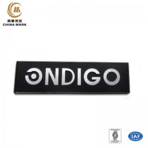 Custom aluminum nameplates,Electronic product signs | WEIHUA