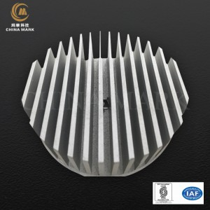 Aluminum heat sink extrusion,Computer masterboard heatsink | CHINA MARK