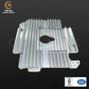 Aluminium extrusion ooru rii, LED ina heatsink |  Marku CHINA
