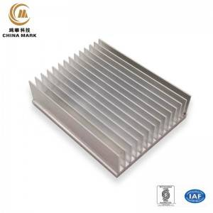 Aluminium extrusie koellichaam voor elektronische product koellichaam |  CHINA MARK