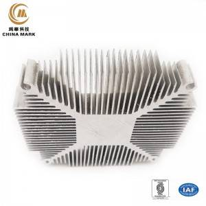 Heatsink Extruded, Aluminium Extrusion Heat Sink |  WEIHUA