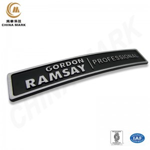 Metal engraved name plates,Brand  media celebrities nameplate | WEIHUA