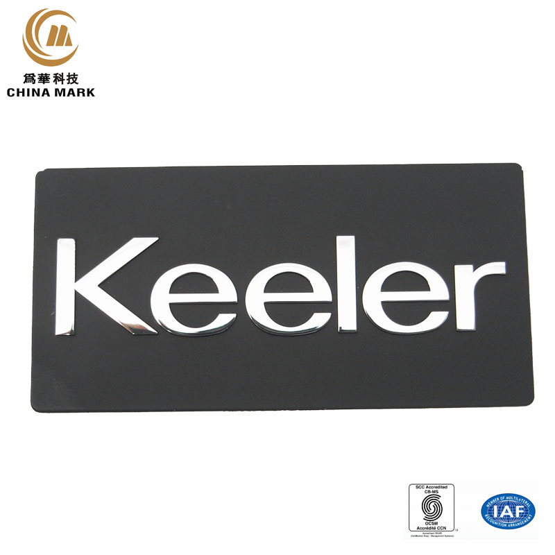 Metal name badges,Electroformed nameplate Featured Image