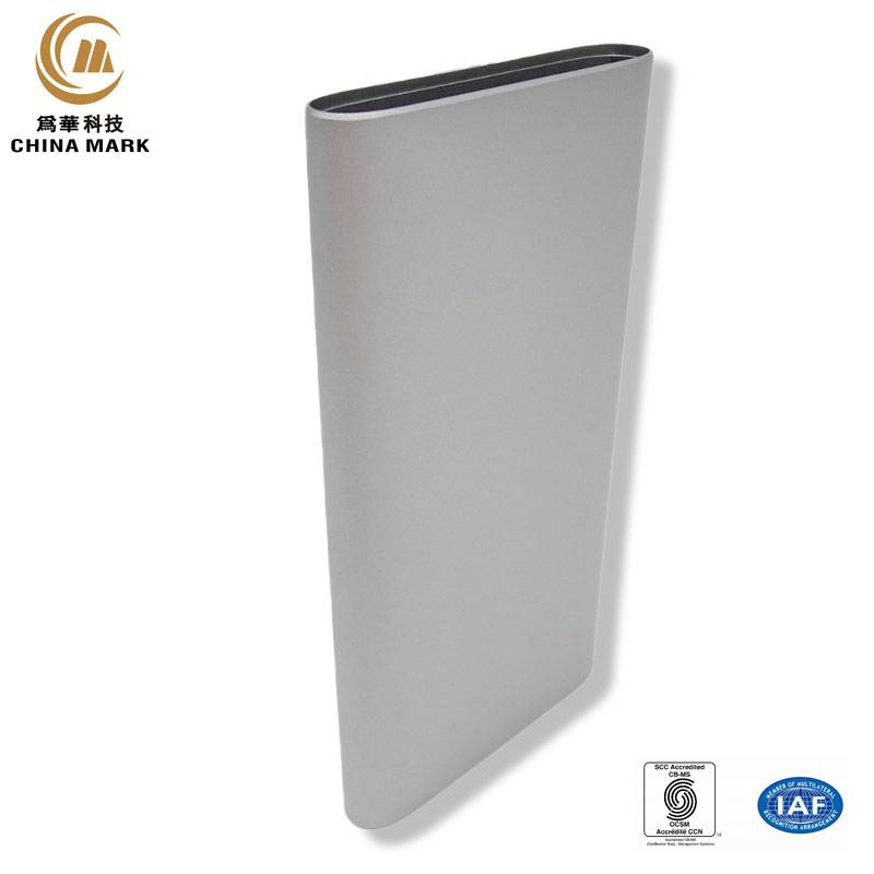 Miniature aluminum extrusion,Suitable for power bank aluminum extrusion outer shell | WEIHUA Featured Image