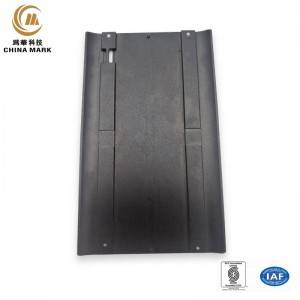 Precision CNC machining,Anodized,Rear cover | CHINA MARK