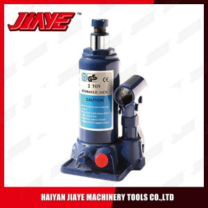 With Safty Valve Bottle Jack BJ0202