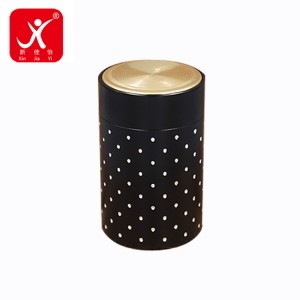 OEM/ODM Factory Galvanized Tin Can - Round shape tin box 4.5cm x 7cm 4.4cm x 12cm 4.4cm x 6.9cm 5.4cm x 9.2cm – Xin Jia Yi