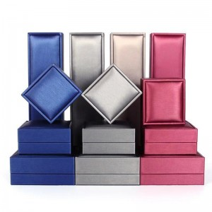 Plastic Products  Luxury Custom Gift Paper Ring Jewellery Box