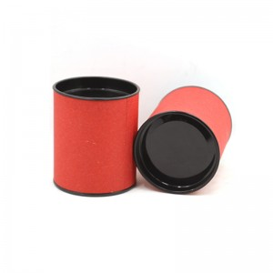 Round Shape paper box 6.5cm x 8cm  Pet Food Packagibng Pet Food Container Paper Tube Round Paper Can