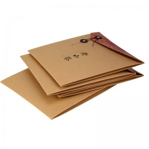paper bag 22x25x3.5cm Xin Jia Yi Packagingfriendly Wholesale Custom Size Printing Different Colors Packing Recyclable Kraft Paper Bags With Handle