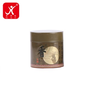 factory Outlets for Personalized Tin Box - Round shape tin box 8.3cm x 8.8cm – Xin Jia Yi