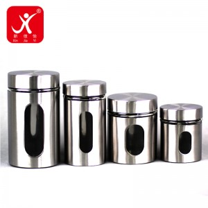 Visual Tin Cans