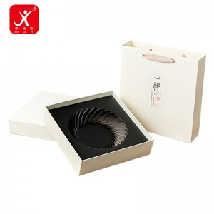 Newly Arrival China Fancy Cardboard Gift Box with Lid for Moon Cake
