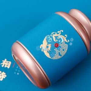 Tinplate gift box 8.3* 12cm  8.3*16.6cm Tailor Made Turn Key Solution Speed Milk Powder Metal Tin Can