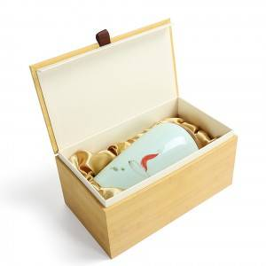 paper box 13×20.2cm Eco Friendly Cylinder Brown Push Up  Lip Balm Container Kraft Paper Tube