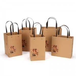 Paper bag 13.5*11*22.5cm 20*9*20cm, 21.5*11.5*26cm,14*14*22cm 21.5*11.5*26cm 30ml Bottle Recycle Cardboard Tube Packaging Box