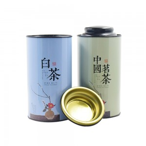 Tinplate gift box 9.9cm x 18cm 3.5 Weed  3.5g Jar Label Sticker In Stock Small Plastic Lid Tin Can