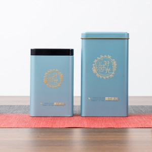 Tinplate gift box 10.5cm*7.5cm*17.5cm 8.8cm*6.7cm*13.6cm Exported Small Hot Pot Solid Alcohol Tank Metal Fuel Cans Tin Cans