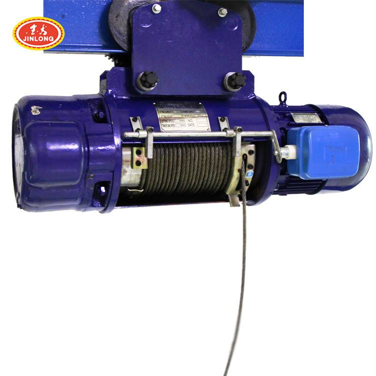 pakistan cd1 monorail 500kg 1500kg lift motor wire-rope electric hoist