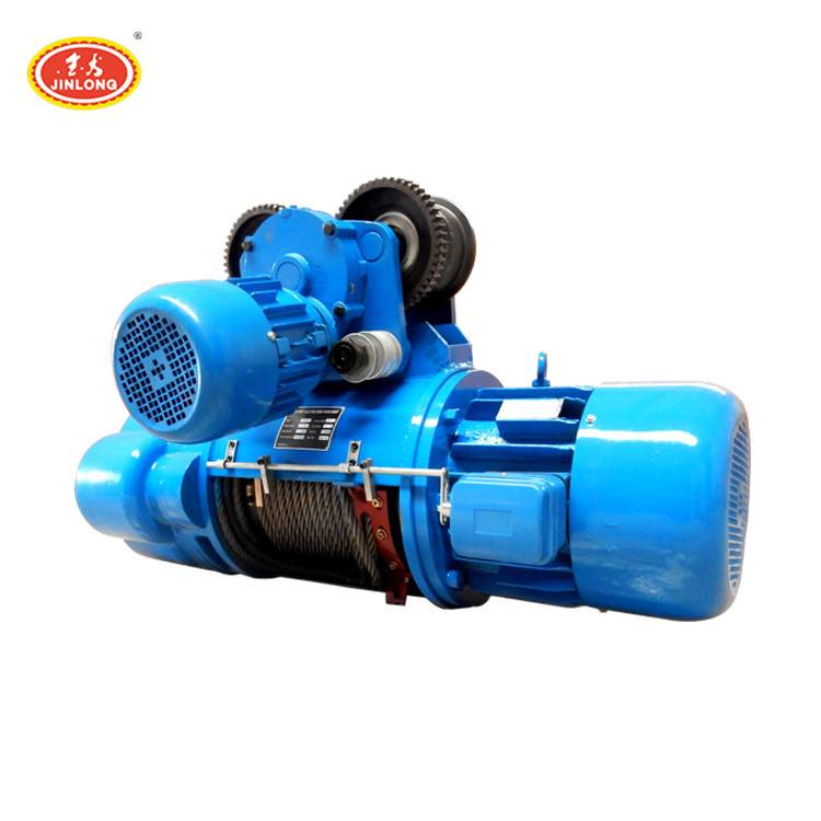 cd 2 ton construction pulling lifting machine european wire rope electrical winch hoist