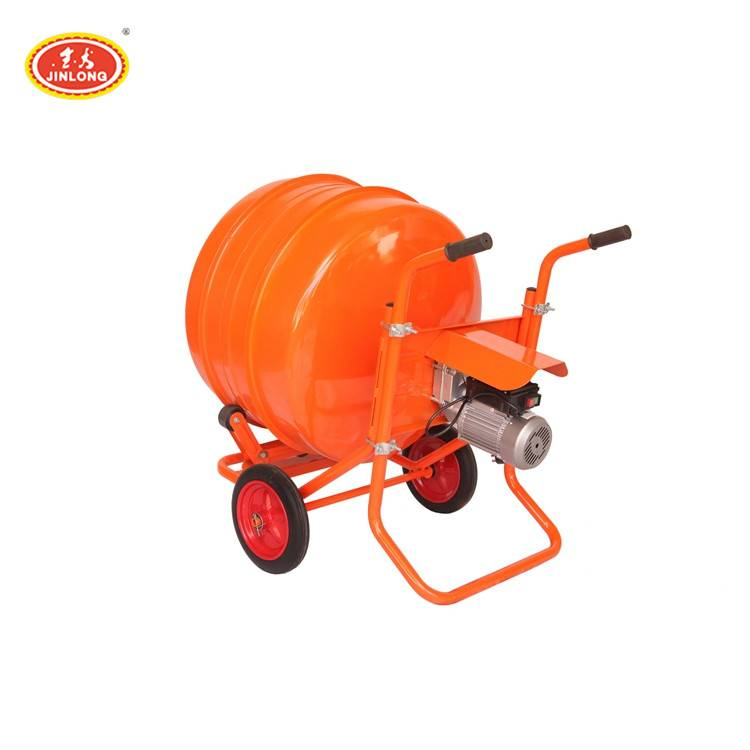 js750 240v electric cement concrete mixer weight with bucket
