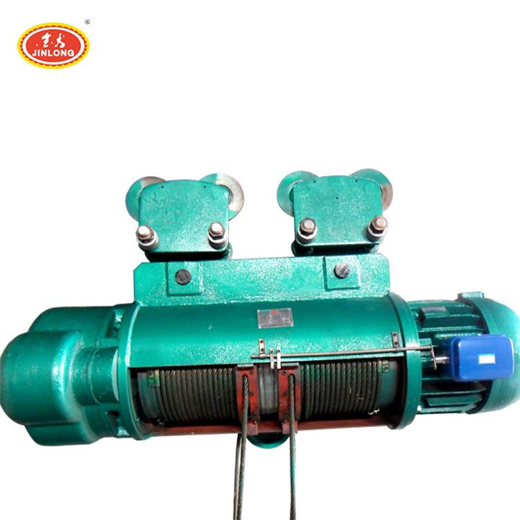 cd1/md1 2000kg 10000kg 1 5 ton 10ton dc motor electric harga wire rope hoist crane