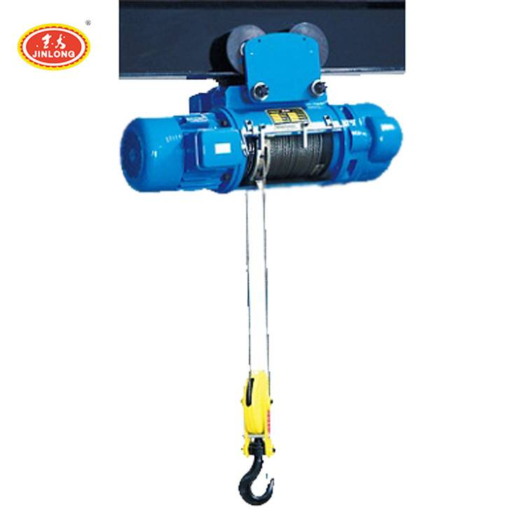 5000kg electric hoist with motorized trolley for italy malaysia price