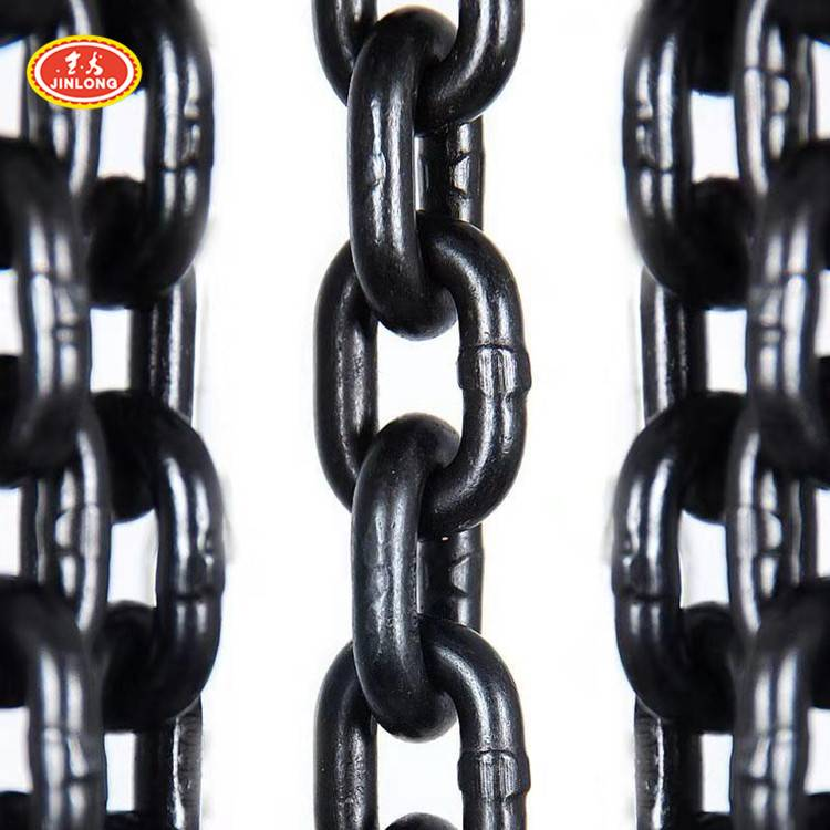 engineering carrier carbon hardened steel chain grade 80 alloy chains