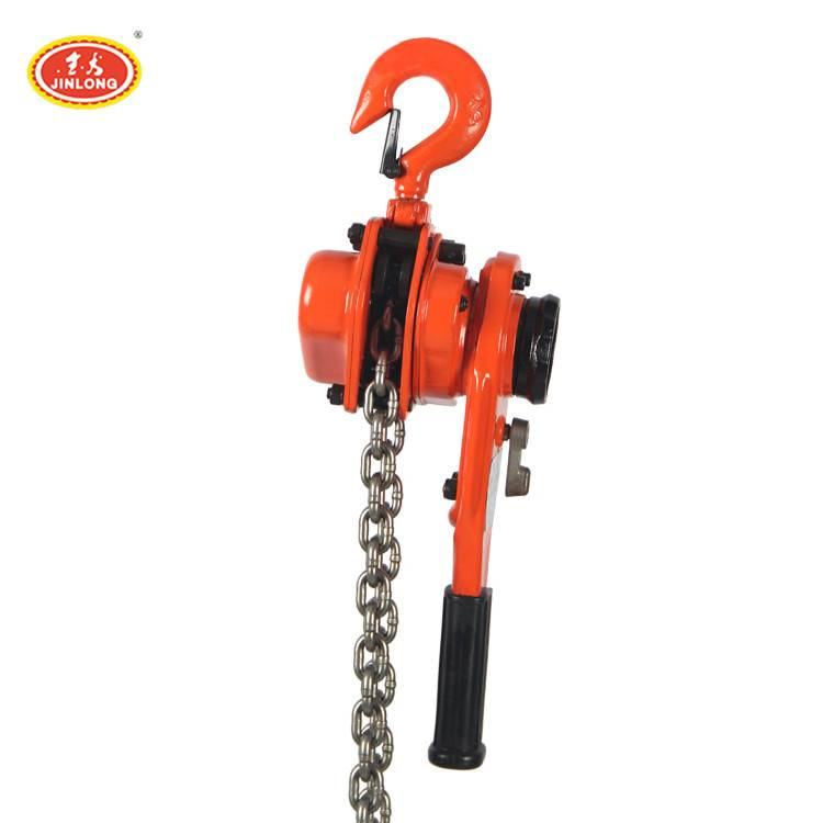 cheap 0.75 3 6 ton hsh vital manually ratchet chain lever hoist lever block